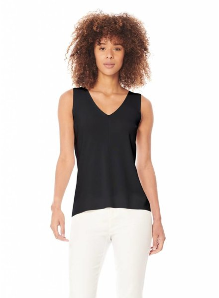 ECRU V-Neck Shell