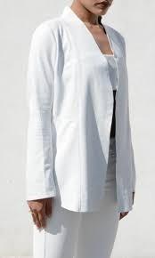 Elaine Kim Rufus Leather Jacket