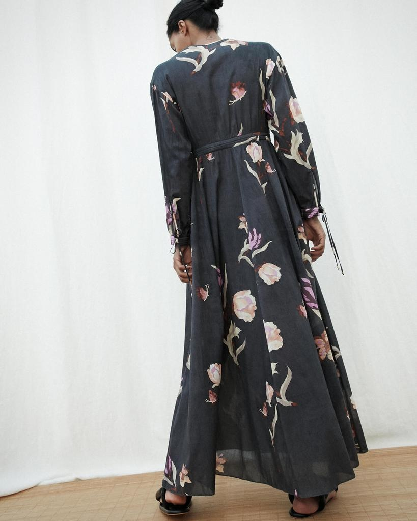 NANUSHKA Hazel Maxi Dress