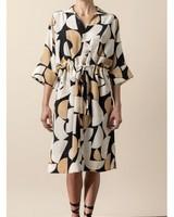 Psophia Geometric Dress