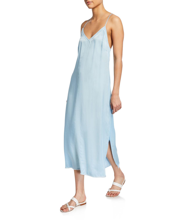 FRAME Mini Slip Dress