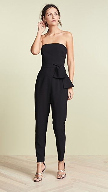 Black Halo Harbor Jumpsuit