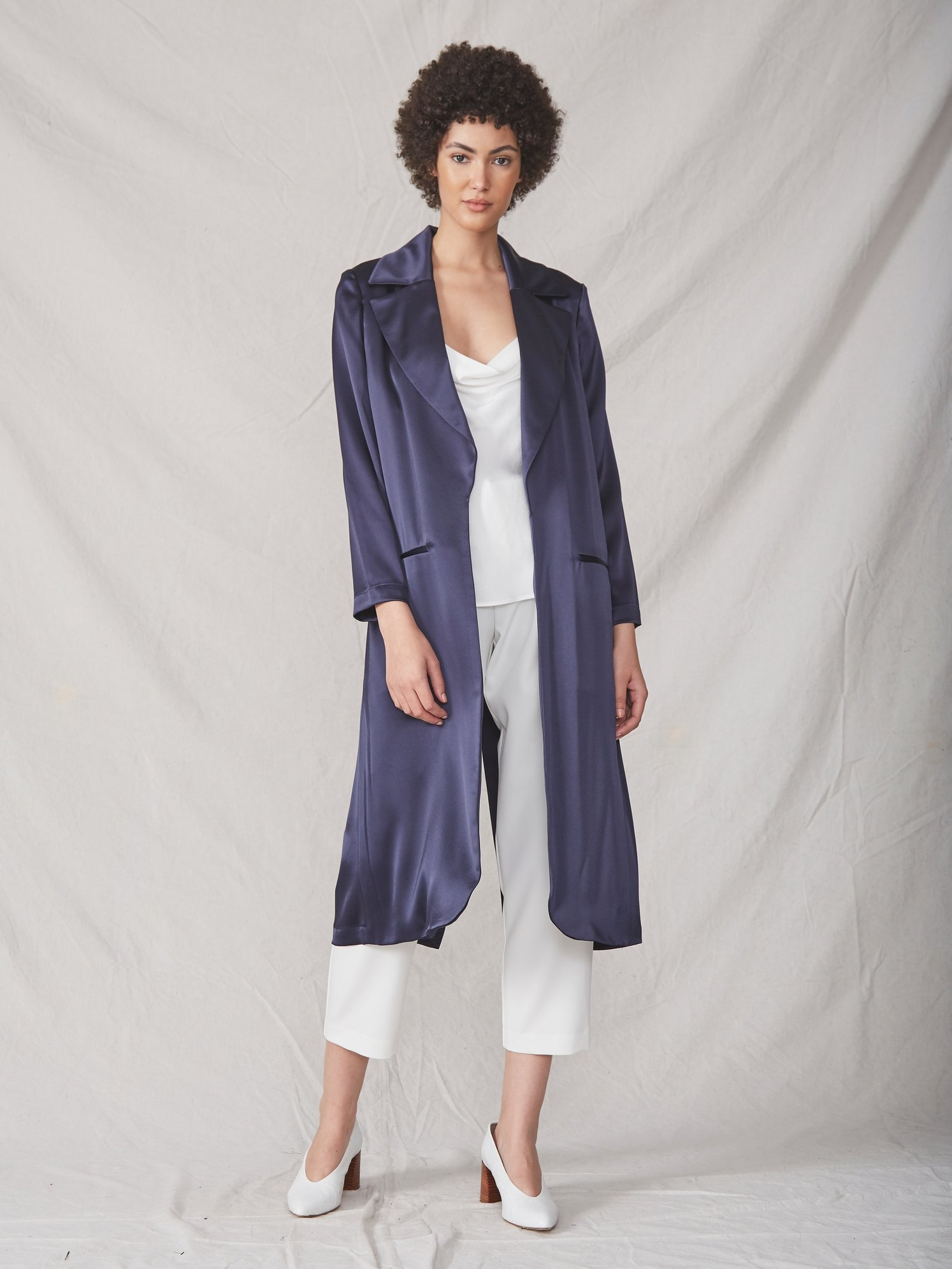 ALLEN SHWARTZ Carmen Evening Jacket