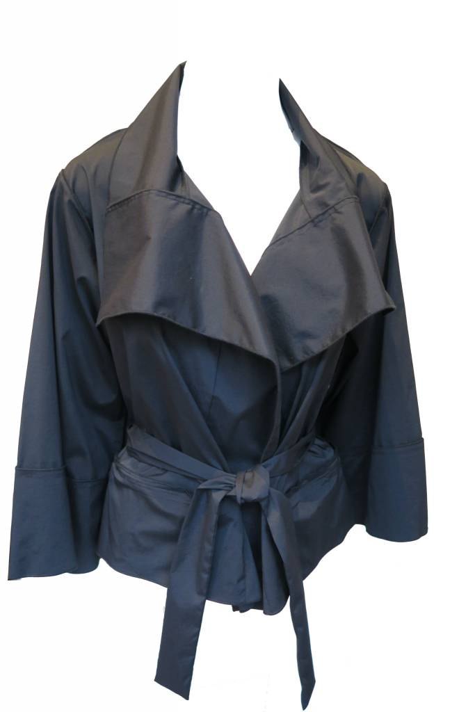 TSALT Sienna Kimono Jacket w/ self belt S/M