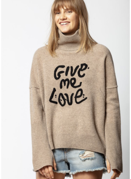 Zadig & Voltaire Alma Give Me Love