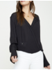 BROCHU WALKER Seville Stitched Blouse