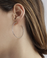 JENNY BIRD Icon Hoops-S