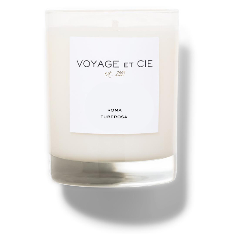 "VOYAGE ET CIE 4"" Highball Candle"