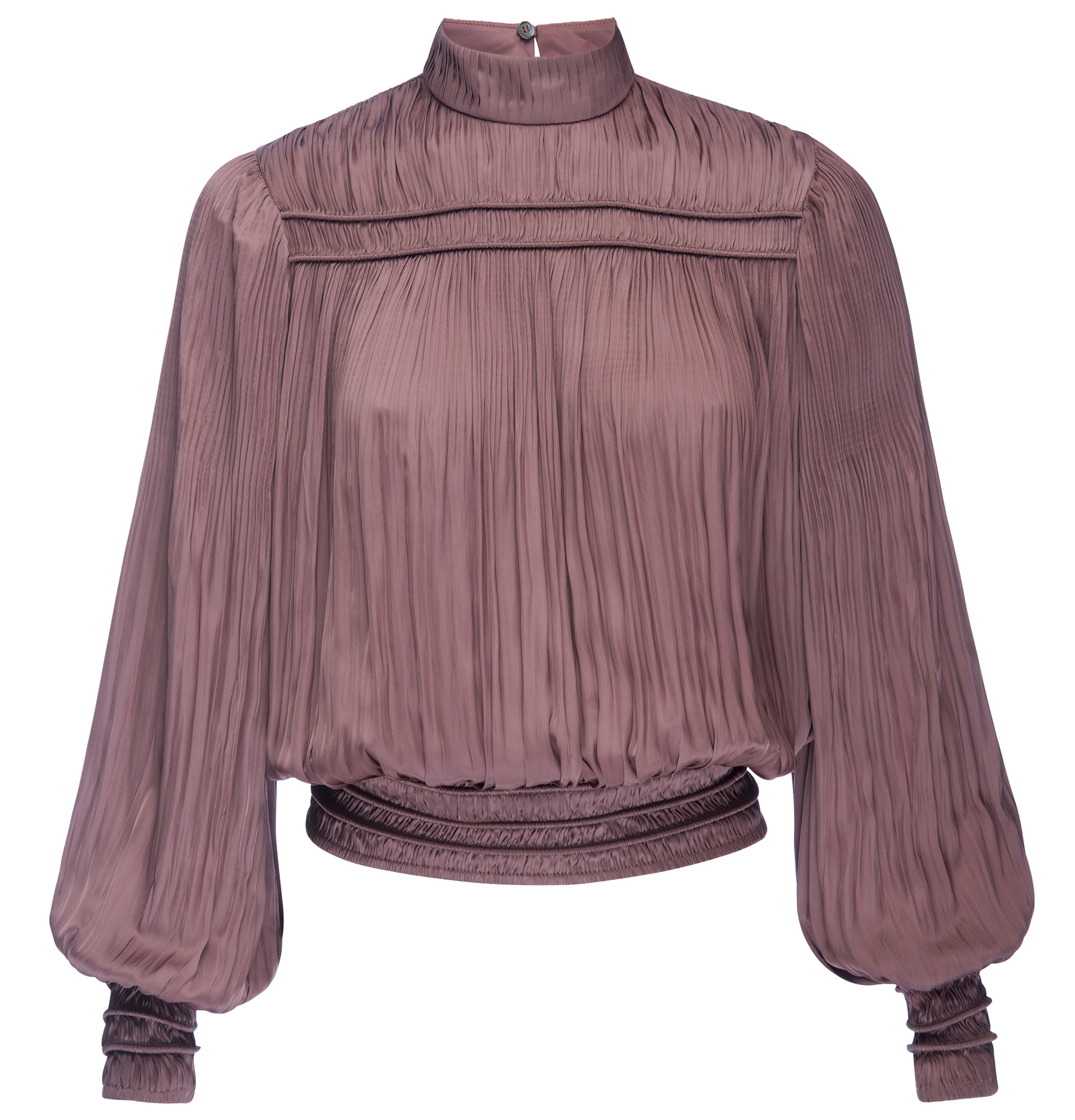 FRAME Full Pleat Top