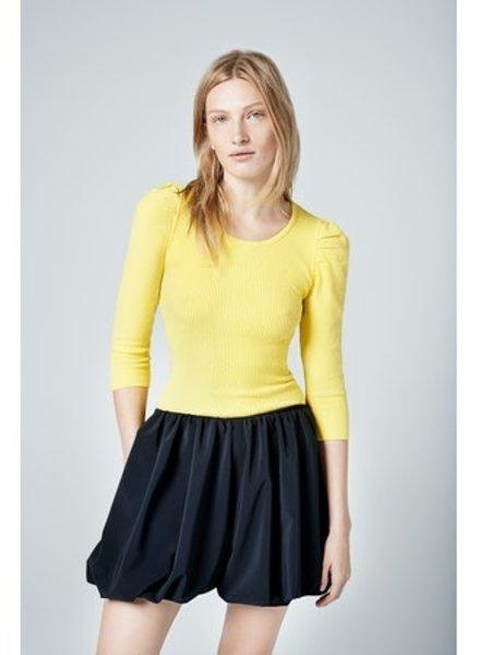SMYTHE Puff Sleeve Sweater SS20