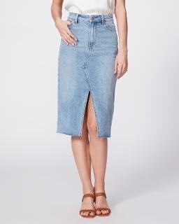 PAIGE Meadow Midi Skirt