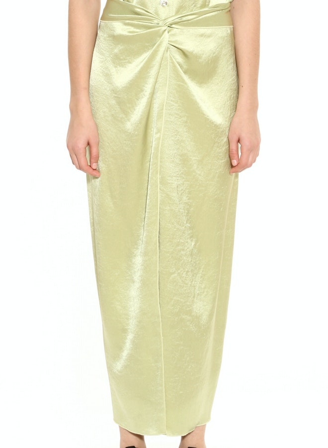 NANUSHKA Samara Sarong Skirt