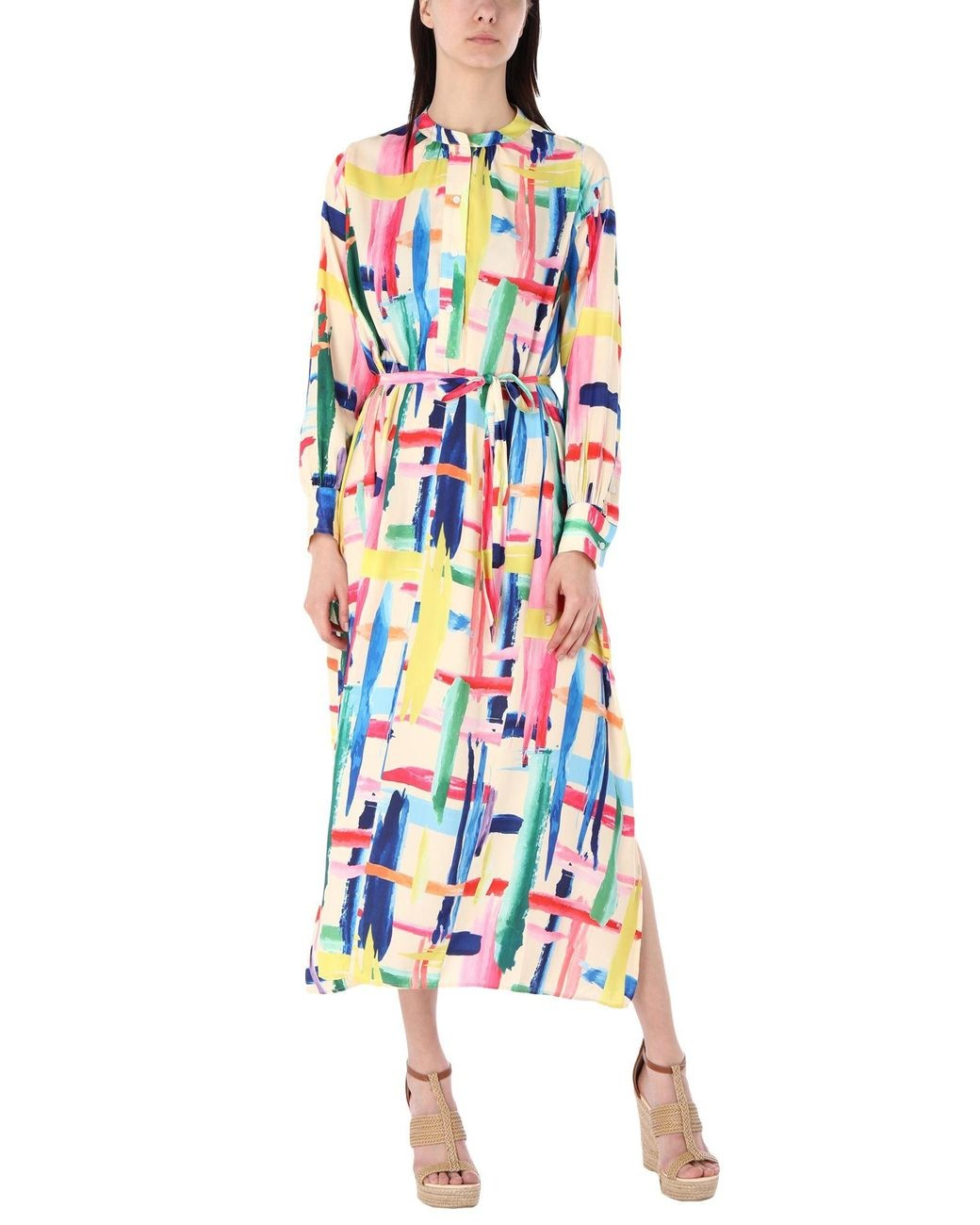Essentiel Antwerp Valila Long Shirtdress