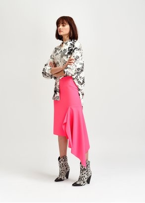 Essentiel Antwerp Varno Asymmetric Skirt