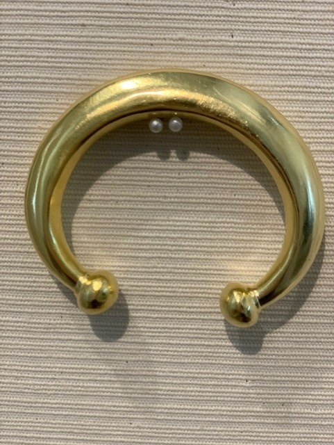 Thai Jewelry Rounded Cuff