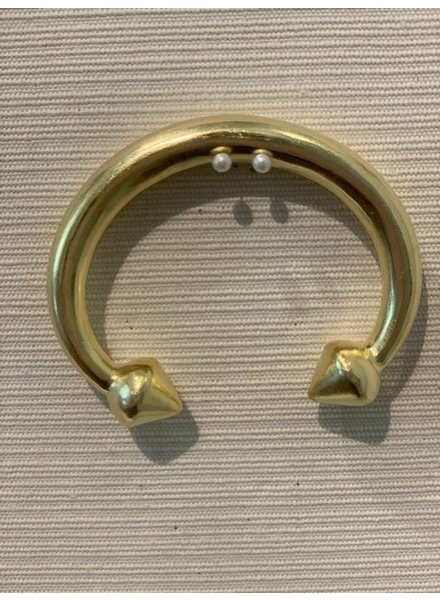 Thai Jewelry Pointed Bangles