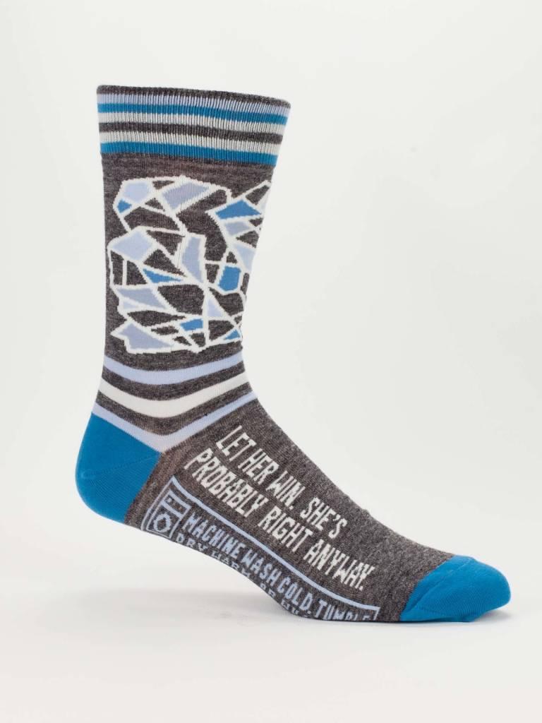 BLUE Q BQ Men's Socks