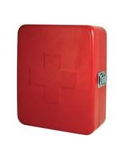 KIKKERLAND FIRST AID BOX RED