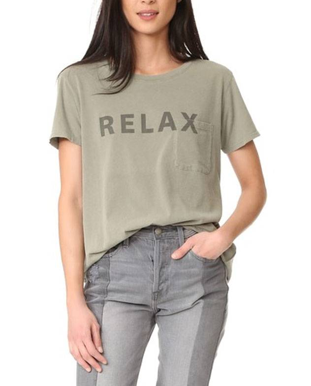 ELIZABETH & JAMES Relaxed T-Shirt
