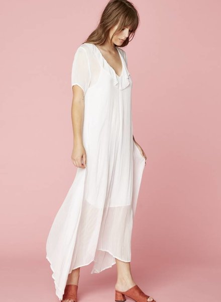 LACAUSA Emanuel Dress Long