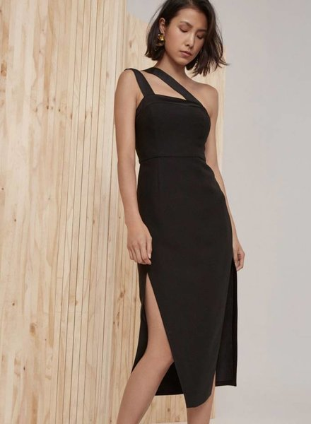 C/MEO COLLECTIVE Bound Together Dress
