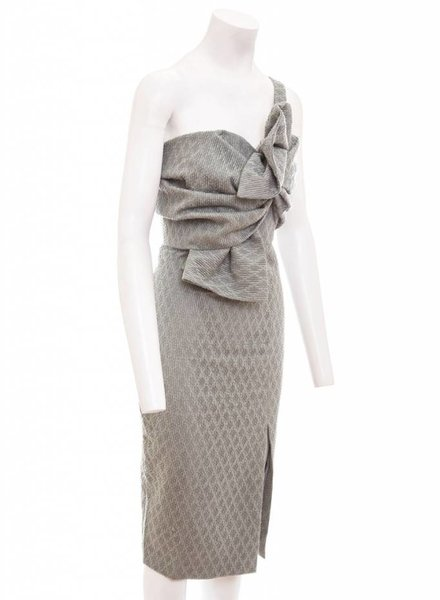C/MEO COLLECTIVE Give You Up Dress