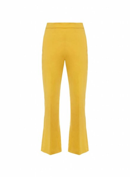 MALIPARMI BLAZING GOLD YELLOW PANTS