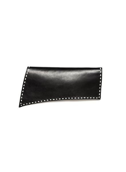 CATHERINE OSTI STEPHANIE CLUTCH BLACK