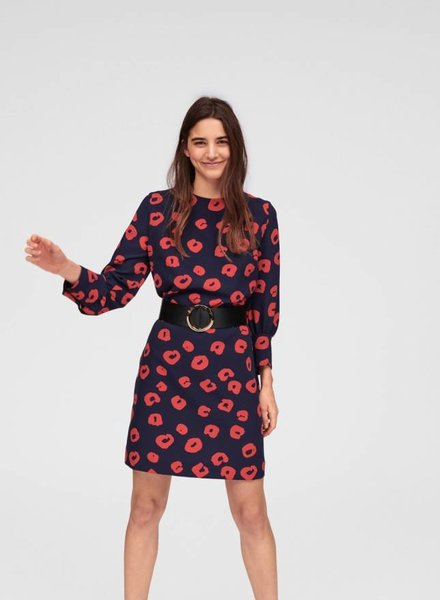 Tara Jarmon POPPY PRINT DRESS