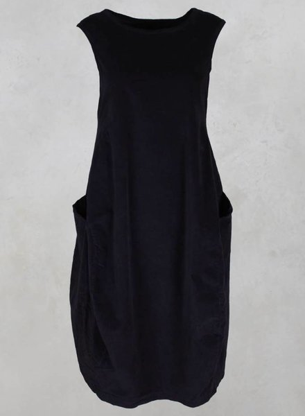 Studio Rundholz Velvet Pocket Dress