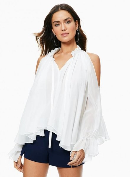 RAMY BROOK BLAINE BLOUSE