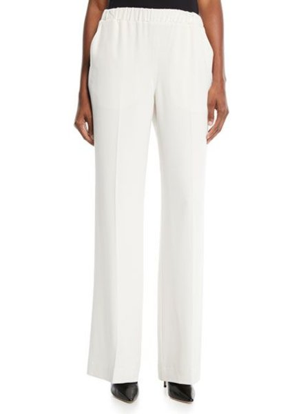 ELIZABETH & JAMES JONES PULL ON PANT WITH CREASE