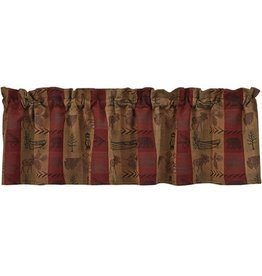 PARK DESIGNS HIGH COUNTRY VALANCE 72X14