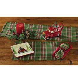 PARK DESIGNS WINTERGREEN NAPKIN