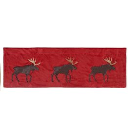 Carstens Moose Plaid Valance