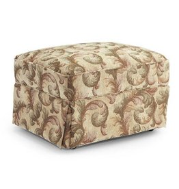 BEST Ottoman with Casters for Patoka Chair
