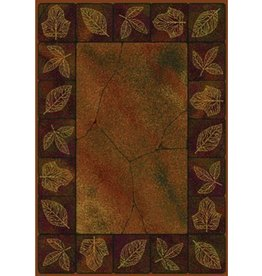 UNITED WEAVERS Sephora Gold Spice Rug - Room Size