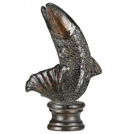 CAL LIGHTING Trout Finial