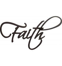 P GRAHAM DUNN Faith - Script Word