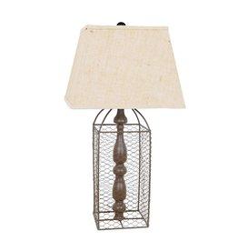 CRESTVIEW Coop Table Lamp