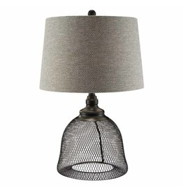 CRESTVIEW Carl Ton Table Lamp DS