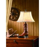 CRESTVIEW Stetson Table Lamp DS
