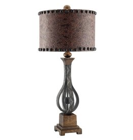 CRESTVIEW Rambler Table Lamp DS