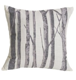 HIEND Printed Branches Pillow