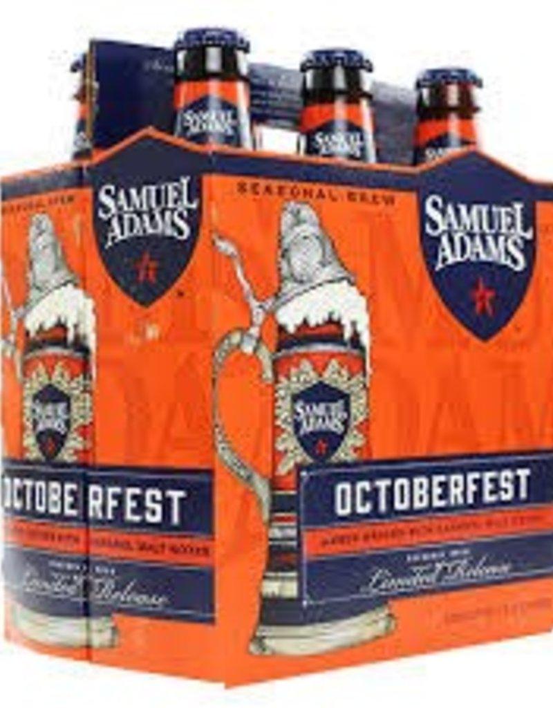 Sam Adams Oktoberfest 6pk 12oz bottles