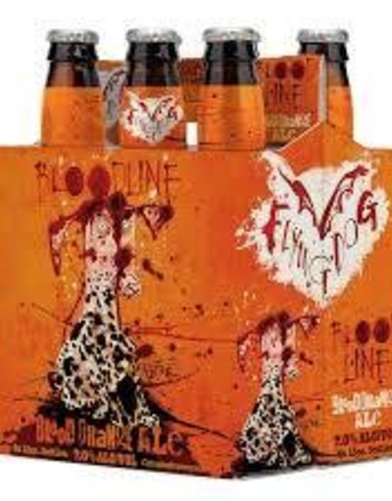 Flying Dog Brewery Flying Dog Bloodline 6pk 12oz btls.