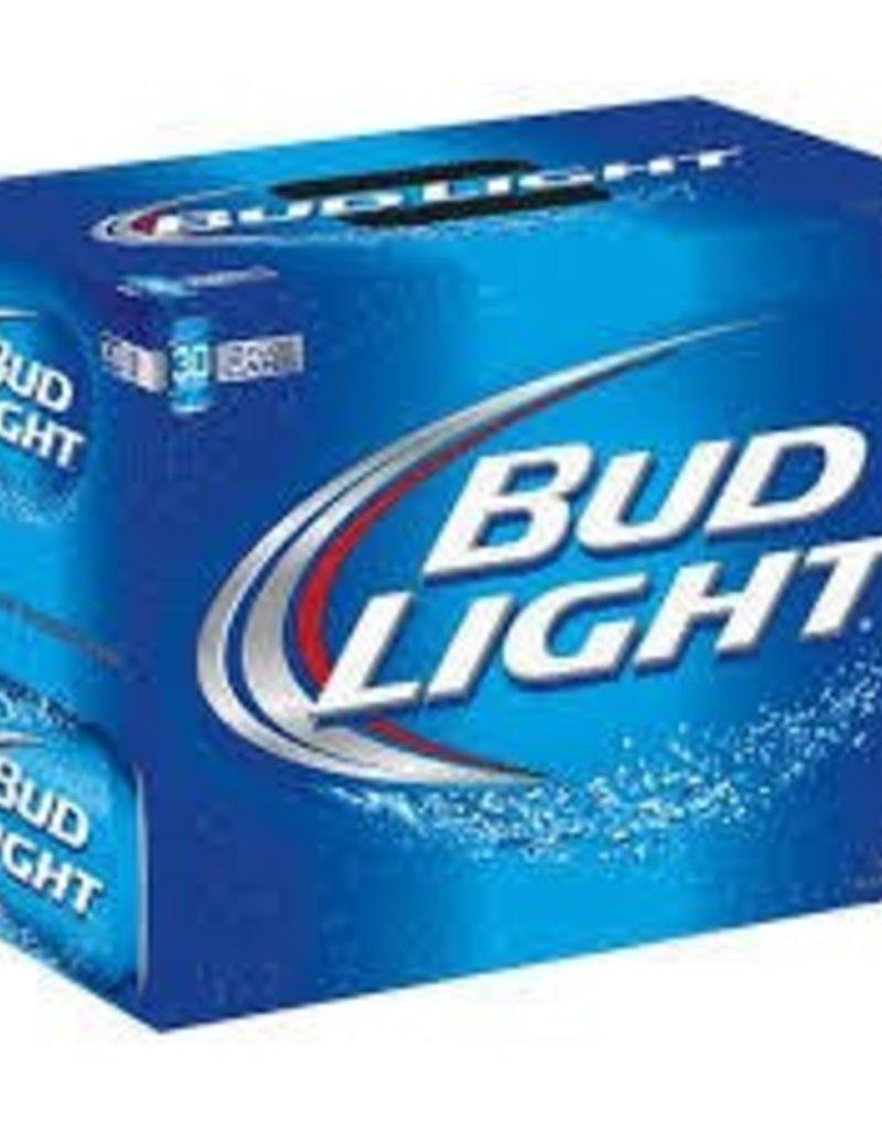 Bud Light 30pk 12 oz Cans