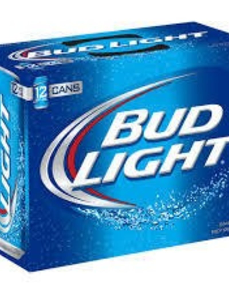 Bud Light 12pk 12 oz cans