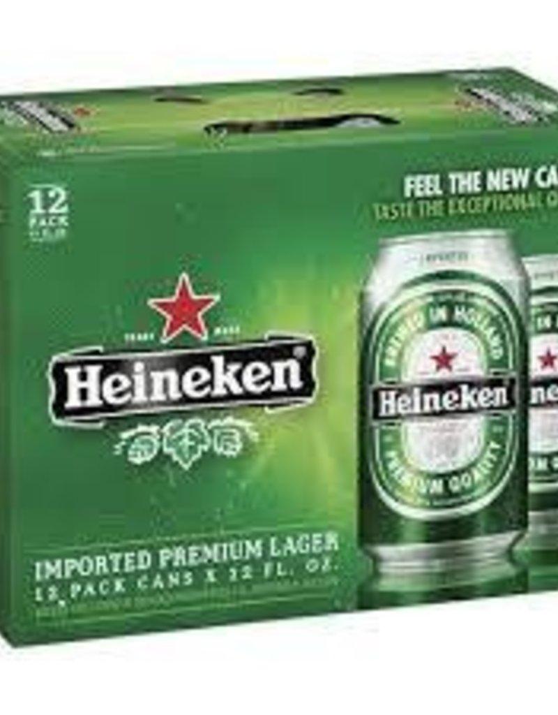 Heineken 12pk 12 oz. Cans