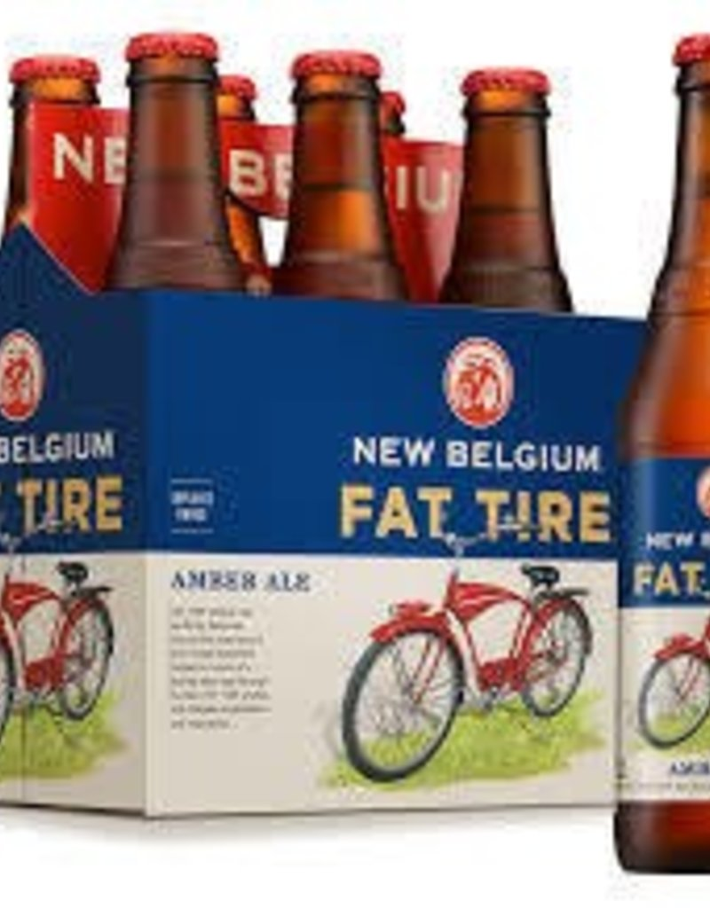 New Belgium Fat Tire 6pk